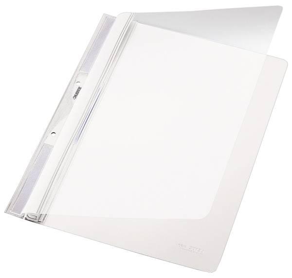 4190 Einhängehefter Universal A4, 250 Blatt, PVC, weiß