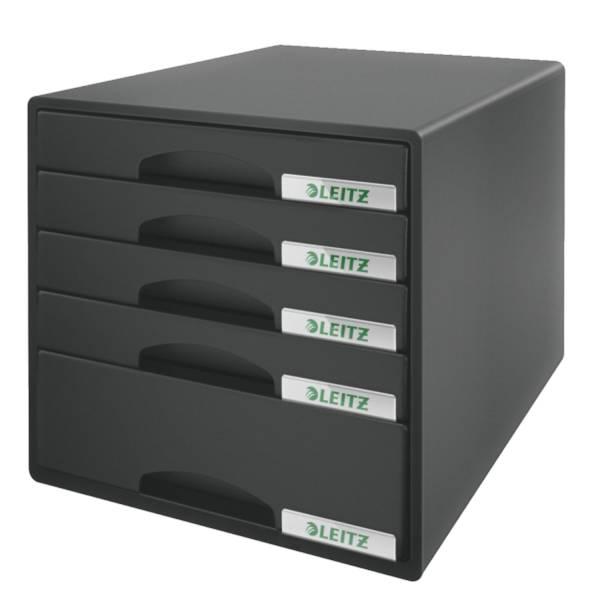 Schubladenbox Plus schwarz