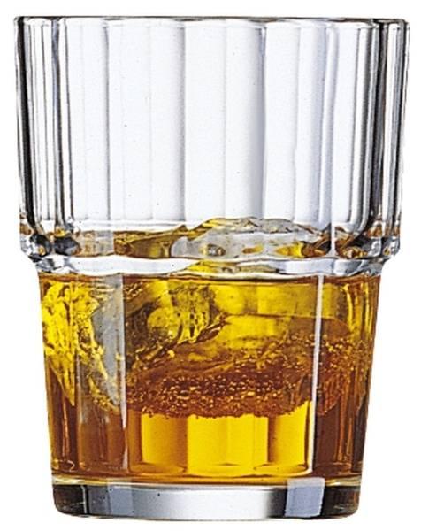 Trinkglas Norvege 10-342 0,2L 6ST