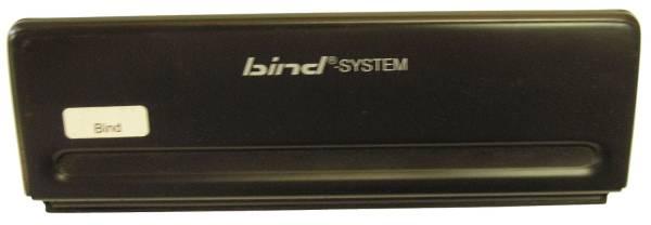 Systemlocher für Timer A7 A5, 6 fach Lochung