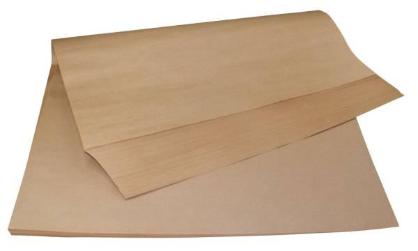 Packpapierbogen 75 x 100 cm, braun, 25 Bögen