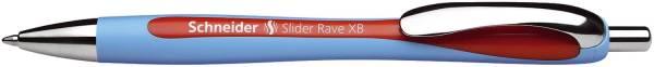 Kugelschreiber Slider Rave XB, rot