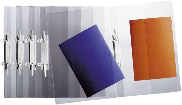 Sichthefter glasklar, DIN A4, Weichfolie, 230 x 313 mm, transparent