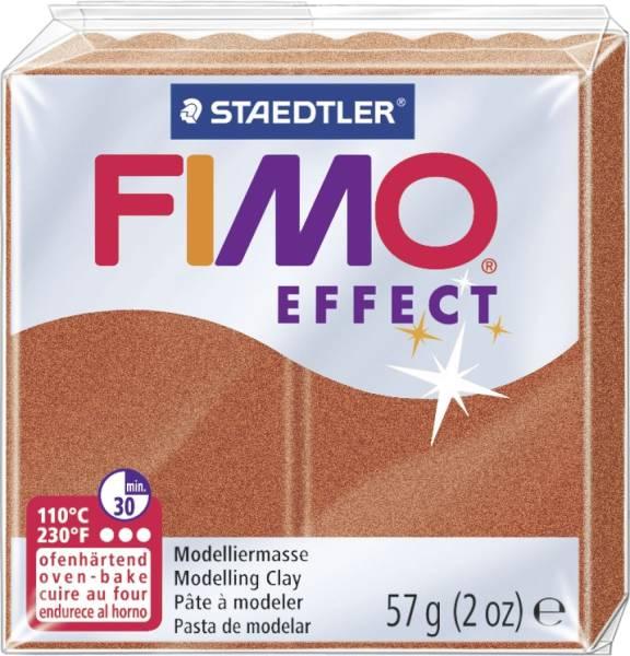 Modelliermasse FIMO soft 56 g, kupfer metallic®
