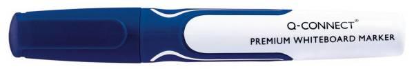 Q-CONNECT Whiteboardmarker 3mm blau KF26110 Rundspitze