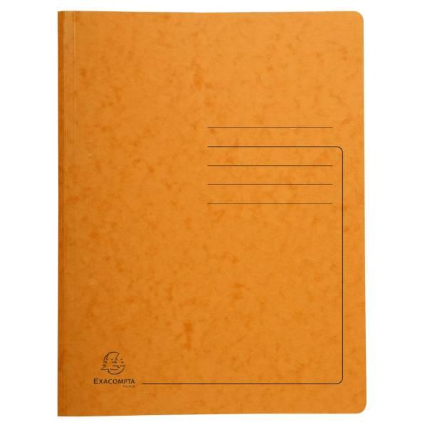 EXACOMPTA Spiralhefter A4 orange 240224E Colorspan