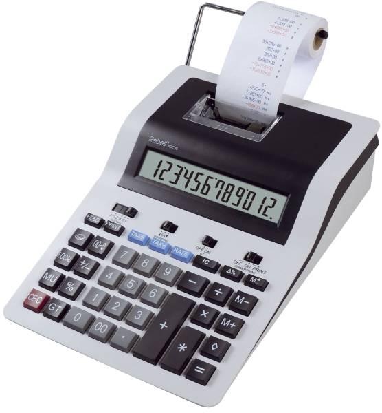 Druckender Tischrechner PDC30 WB
