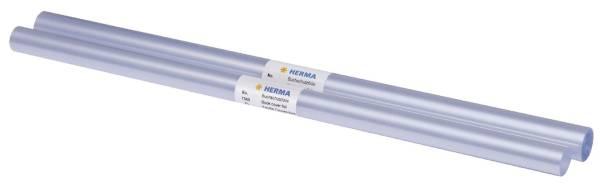 HERMA Einbandfolie 2m 40cm farblos 7360 Plastik Buchschutzfolie