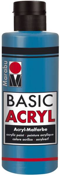MARABU Basic Acryl cyan 12000 004 056 80ml