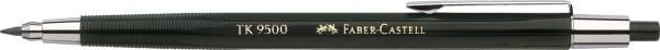 Fallminenstift TK 9500 mit Clip 2 mm, ohne Kennzeichnung, dunkelgrün®