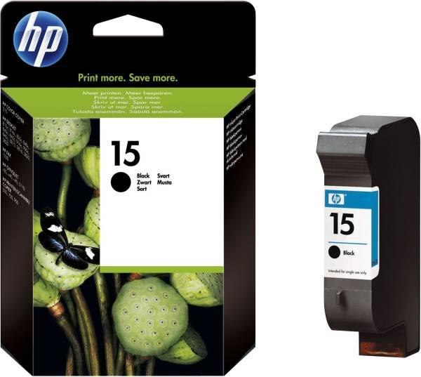 Inkjet Druckpatronen schwarz, 603 Seiten, C6615DE®