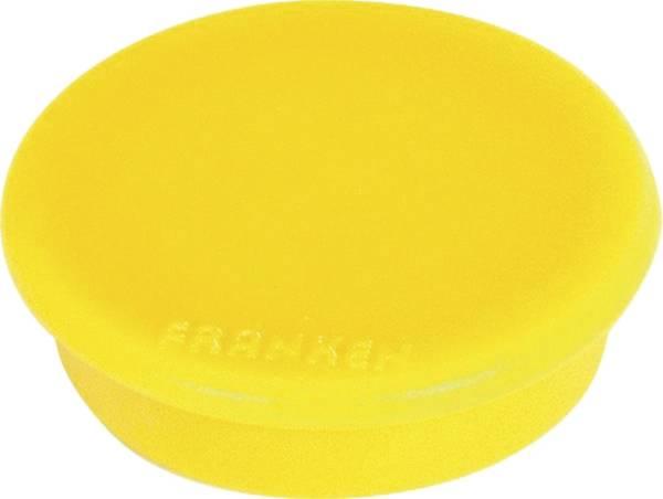 Kraftmagnet, 38 mm, 2500 g, gelb