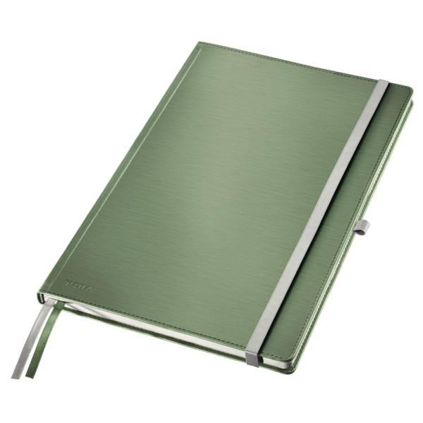 LEITZ Notizbuch Style A4 kar. HC seladon grün 4476-00-53 80 Blatt Hardcover