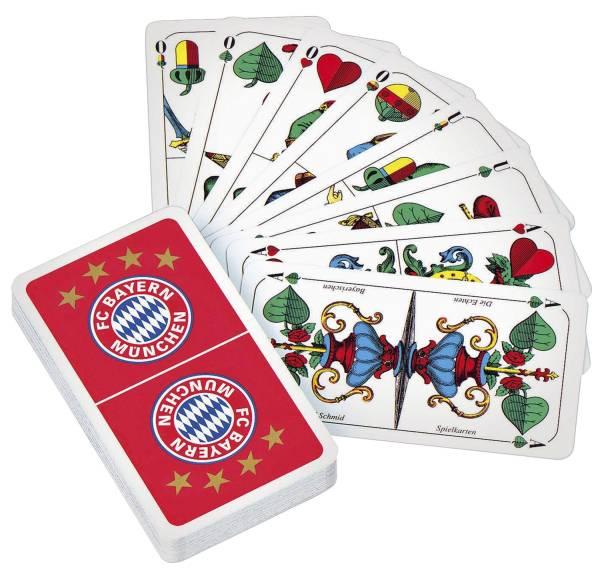 FC Bayern Schafkopfkarten 21682