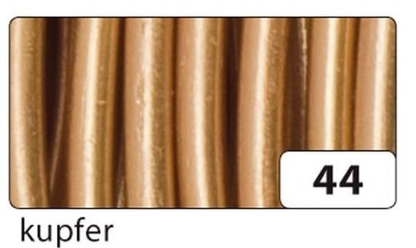 Basteldraht Alu kupfer, 2 mm x 5 m
