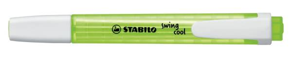 Textmarker swing cool grün®
