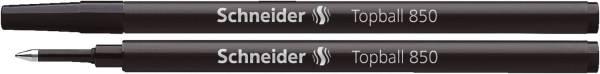 SCHNEIDER Tintenrollermine Topball schwarz SN8501 850