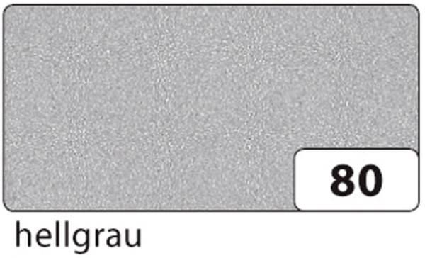 Moosgummi 20 x 29 cm, hellgrau