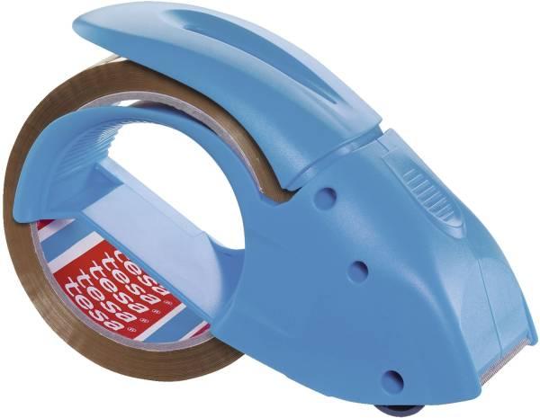 Packbandabroller Packn Go blau, inkl Packband