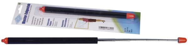 WEDO Antennen-Zeigestab schwarz 236 8 auf 126cm ausziehba