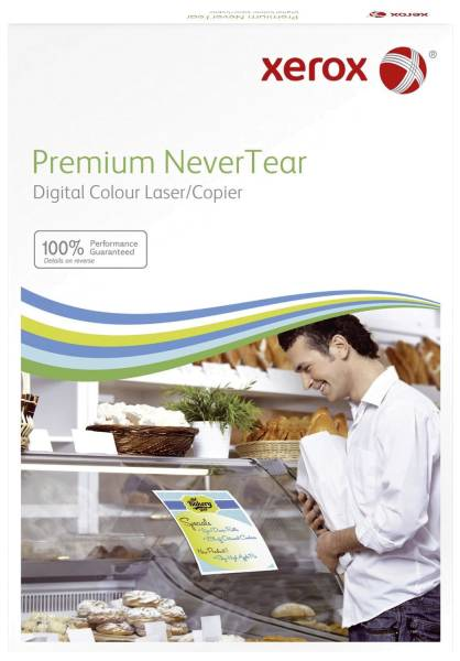 Premium NEVERTEAR pastel gelb, 130mym, A4, 100 Blatt