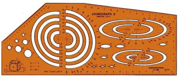"""Axonograph II """"Dimetric"""""""