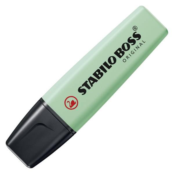 STABILO Textmarker Boss pastell hauch von minzgr 70/116