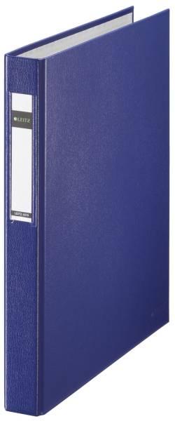 4210 Ringbuch Maxi A4, 25mm, 2 Ringe, PP, blau