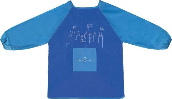 FABER CASTELL Malschürze blau 201203