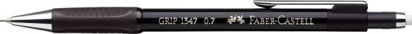 Druckbleistift GRIP 1347 0,7 mm, B, metallic schwarz