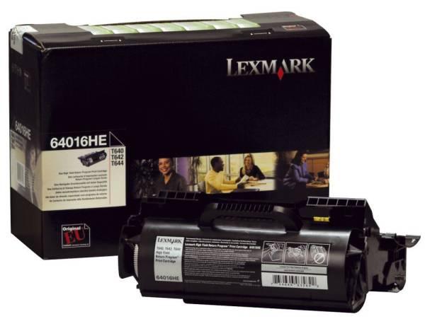 LEXMARK Lasertoner Return HY yellow C540H1YG