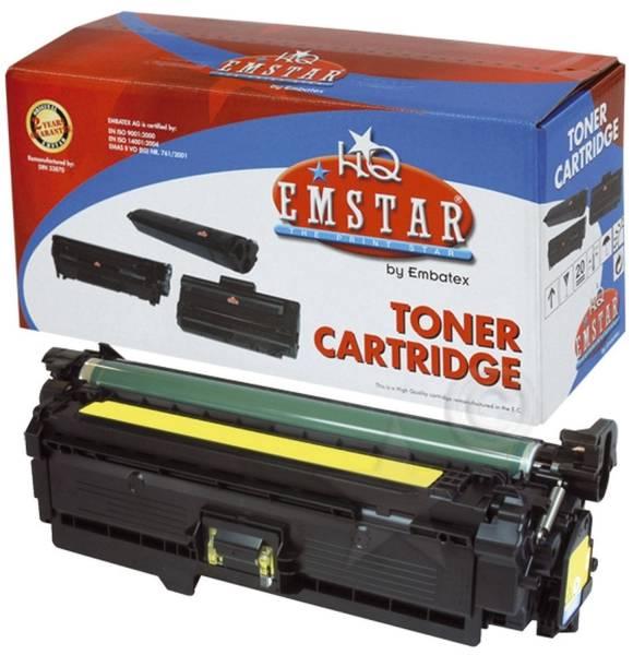 Lasertoner yellow