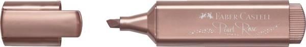 FABER CASTELL Textmarker Superfluo Metallic rose 154626