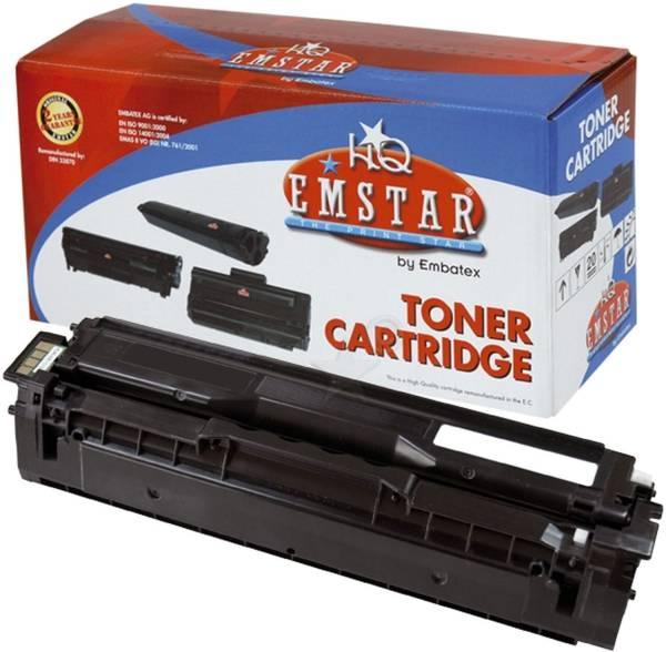 EMSTAR Lasertoner schwarz S612 CLP-K506L