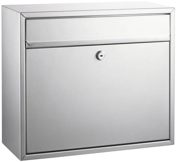 ALCO Briefkasten silber 8601 36x31x15cm