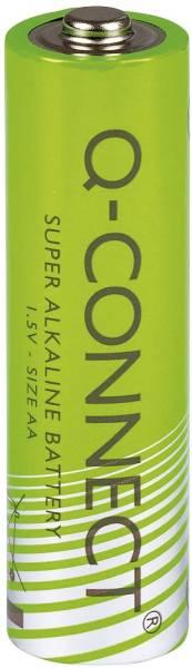 Q-CONNECT Batterie 1,5V 4ST Mignon AA KF00489/03015AC4