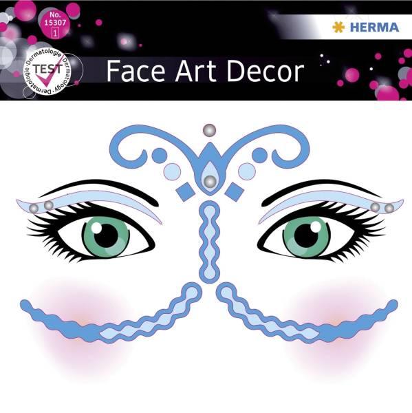 HERMA Sticker Face Art Bollywood 15307