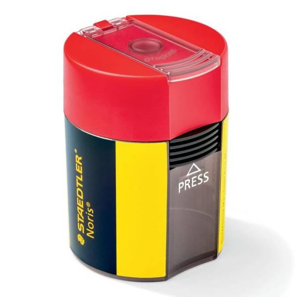 Dosenspitzer Noris 511 004 8,2 mm Ø, 40 x 56 x 42 mm, gelb schwarz®