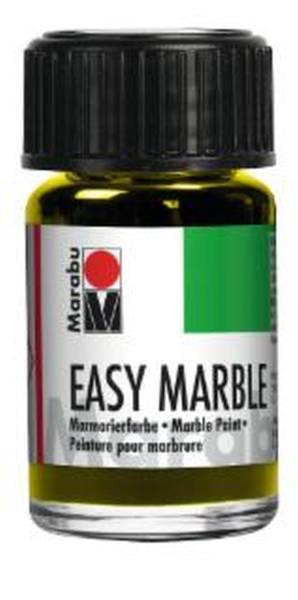 MARABU Marmorierfarbe 15ml zitron 13050 039 020 Easy Marble