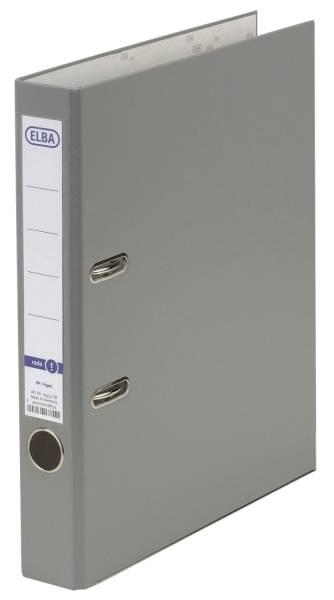 Ordner smart Pro (PP Papier) A4, 50 mm, grau