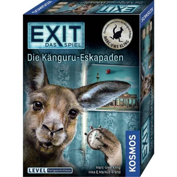 KOSMOS Mitbringspiel Exit Känguru-Eskapaden 695071