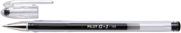 PILOT Gelschreiber schwarz 2603 001 BL-G1-5