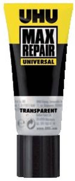 UHU Alleskleber universal transparent 88 45g MAX REPAIR