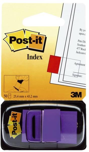 POST-IT Index 25,4x43,2mm lila 680-8