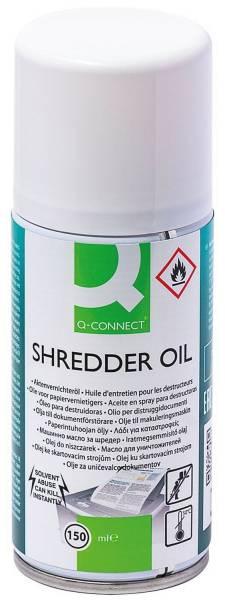 Q-CONNECT Aktenvernichteröl 150ml KF14455