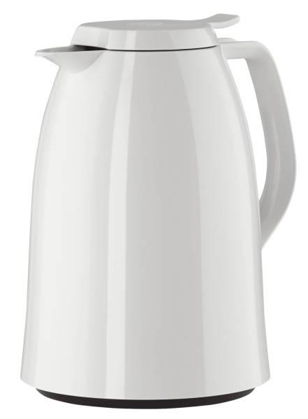 Mambo Isolierkanne 1,0 Liter, weiß hochglanz