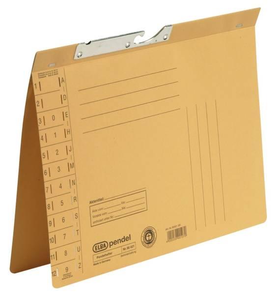 ELBA Pendelhefter 250g gelb 100560081 90 421 GB