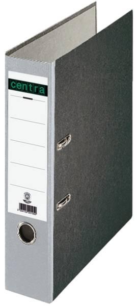 Standard Ordner A4, 80 mm, grau