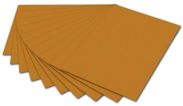 Tonpapier A4, terracotta