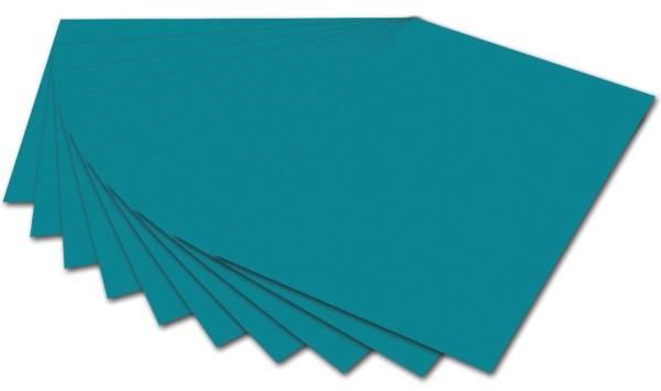 Fotokarton 50 x 70 cm, türkis